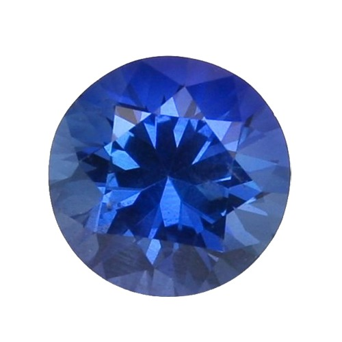 Synthetic Round Sapphire 3.5 Mm