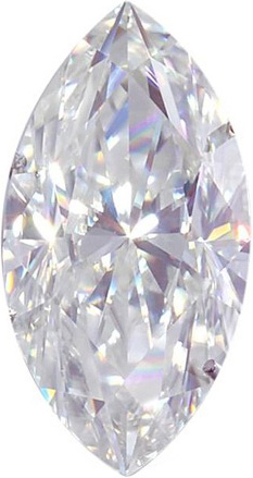 Marquise Moissanite: 5.0x2.5mm