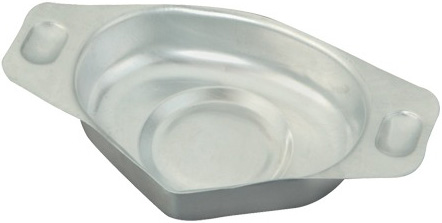 "Carat Scale Scoop: 5 1/2""D x 2 1/2""D x 1"" Dimension"