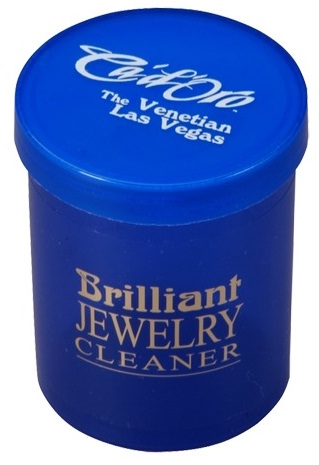 Jewelry Cleaning Solution Printed: 4 oz.