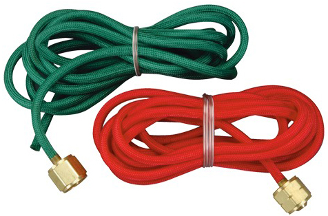 Replacement Hose: Red (Fuel), 6 Feet