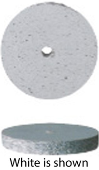"Square Edge Wheels: Blue, 5/8"", Fine Grit, Pack of 10"