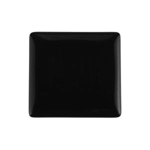 Square Flat Back Onyx: 12.0mm