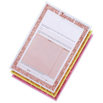 Appraisal Sheets: Pack of 10