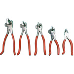 Set of 5 Synclastic Forming Pliers