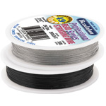 Bead Wire 49 Strand: Bright, 0.018'' Diameter