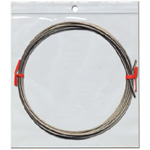 Beadalon Jewelry Cable: 30' Length, 0.054'' Diameter