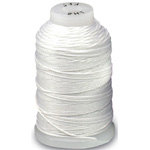 Silk Thread Silver Spooled: D Thread Size