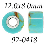Synthetic Kingman Wheel: 12.0 mm x 8.0 mm Size