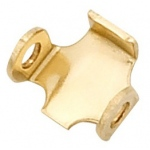 14k Yellow Ear Clip Base Use with 1501