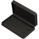 Mega Medium Necklace Box: Black