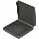 Mega Large Necklace Box: Black