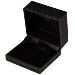Square Watch/Bangle Box: Black