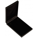 Medium Necklace Box: Black