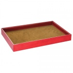 "1.75"" High Tray: Cherrywood"