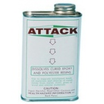 Attack Glue Remover: 8 fl.oz. Bottle