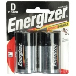 D Battery: Pack of 2 Pieces