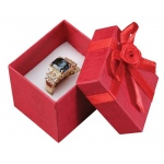 Colorful Ring Boxes - Assorted Colors: Pack of 72