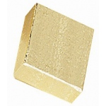 "Cotton Filled Gold Box: Size 2"" x 1.5"""
