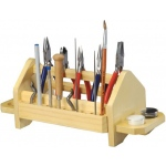 Solid Wood Tool Rack