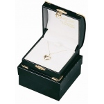 Diana Medium Pendant Box: Black