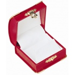 Diana's Earring Box: Red