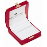 Diana's Clip Earring Box: Red