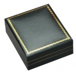 Pendant Box: Black, Case of 144