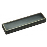 Bracelet Box: Black, Case of 144