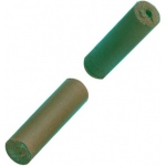 Cratex Cylinder Points: Coarse Grit, # 6/C, Pack of 10