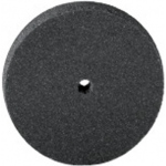 "Square Stone Setter's Gray Wheel: 1/8"" Thick, 7/8"" Diameter, Pack of 10"