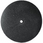 "Knife Edge Stone Setter's Gray Wheel: 1/16"" Thick, 5/8"" Diameter, Pack of 10"