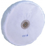 "Leather Center Loose Muslin: 3"" Diameter, 36 Ply"