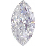 Marquise Moissanite: 12.0x6.0mm