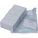 """Made in Israel"" Diamond Paper: White, Box of 100"