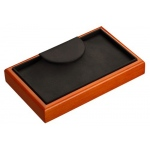 Prestige Necklace Tray: Black/Beechwood