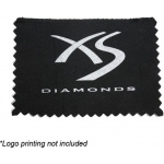 "Black Jewelry Polishing Cloth: 4"" x 6"""