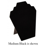 Necklace Display Stand: Black, Small