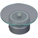 "Turntable"" 6"" Diameter Glass"