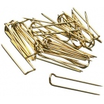 Brass U-Pins: 1000 Pieces