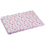 "Heart Tissue Paper: 480 Sheets, 15"" x 20"""