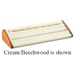 4-Bracelet Display: Black/Beechwood