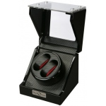Diplomat Double Black Watch Winder