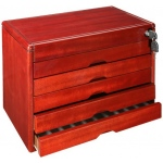 5-Drawers Wood Key Cabinet