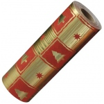 Wrapping X-mas Roll