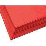 Wrapping Tissue Paper: Red