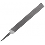 "Hand (Flat) Grobet File: 6"" Length, Cut-1"