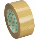 Brown Plastic Tape