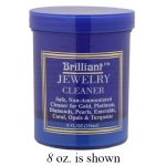 Jewelry Cleaning Solution: 4 oz.
