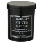 Silver Cleaning Solution: 8 oz.